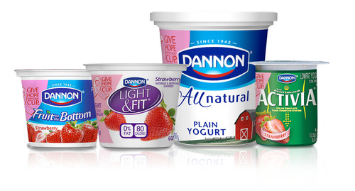 Dannon will donate 10 cents for each under-the-lid code entered at www.cupsofhope.com before 11/30/10 - up to ...