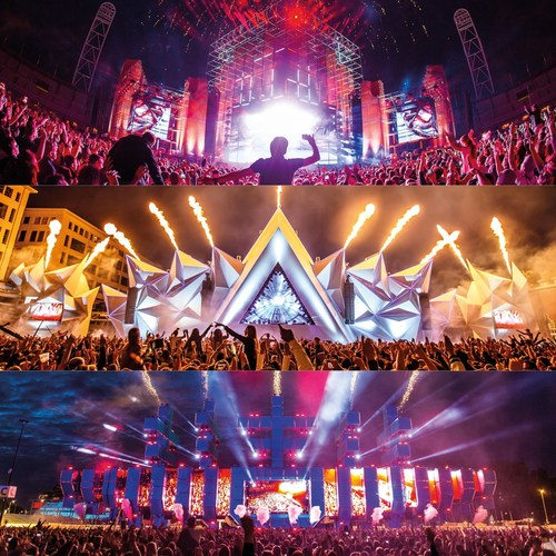 The Flying Dutch - 1 day, 3 locations, top DJs (PRNewsFoto/ALDA Events)