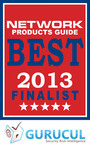 GuruCul Named Finalist in the 2013 Hot Companies and Best Products Awards by Network Products Guide.  (PRNewsFoto/GuruCul Solutions)