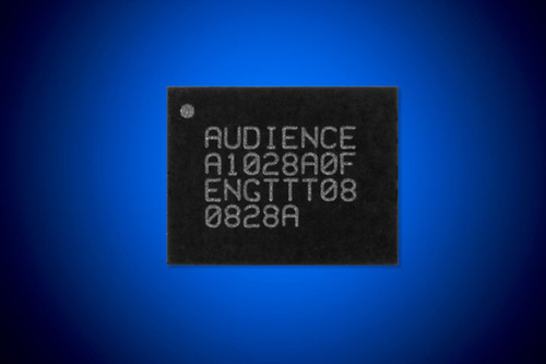 Audience Announces the First Voice Processor to Optimize Mobile Speech Recognition Services