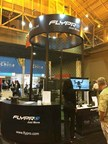 FLYPRO's drone booth
