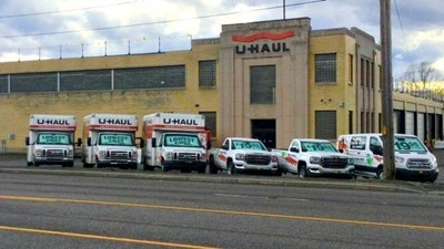U-Haul has repurposed a property that once housed furniture and auto service companies to make moving and rental products more convenient to the residents of DeWitt and surrounding communities. U-Haul Moving & Storage of Carrier Circle opened for business on Dec. 10 at 6341 Thompson Road.