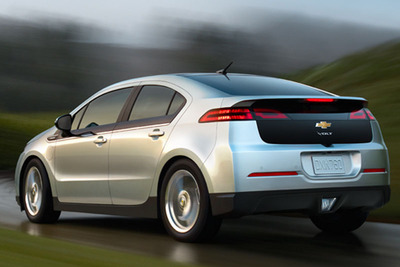 In wake of negative publicity about Chevy Volt plant closures, Medved Autoplex has met their Chevy Volt objectives by more than double.  (PRNewsFoto/Medved Autoplex)