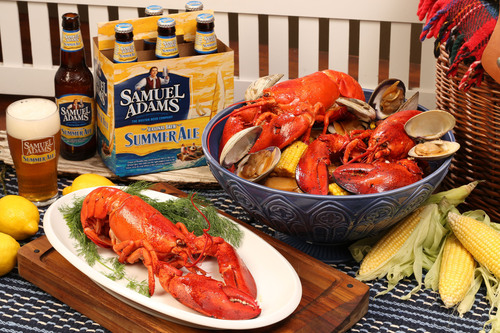 Samuel Adams and New England Cuisine Expert and Food Network Star Chef Michele Ragussis have teamed up to prepare a Summer Ale-infused clambake -- a combination of lobsters, clams, sausage and fresh vegetables boiled in Summer Ale for added layers of flavor. Chef Ragussis is known for her love of seafood and has long used full-flavored craft beers like Samuel Adams as a pairing and to enhance the flavors of the dishes she creates. Chef Michele found that the ingredients of Summer Ale were the perfect addition to her favorite clambake recipe.  ...