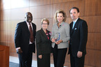 Komen for the Cure® Founder Named Walker School of Business 2012 Person of the Year