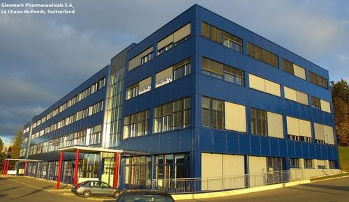 PR NEWSWIRE INDIA - Glenmark Pharmaceuticals S.A, Switzerland (PRNewsFoto/Glenmark Pharmaceuticals Limited)