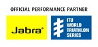 Jabra Global Partner of 2015 ITU World Triathlon Series
