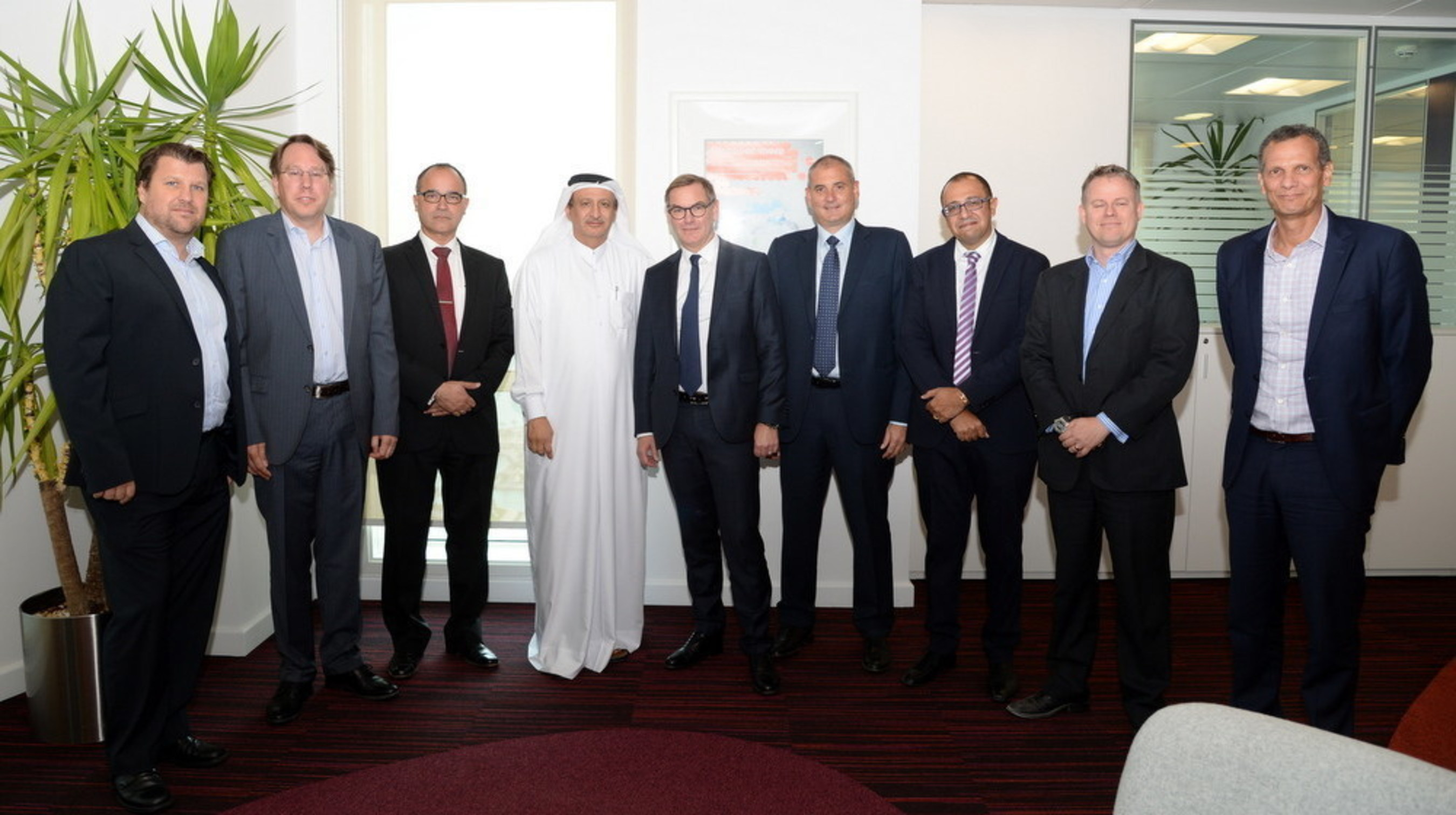 Ooredoo Group and Alcatel-Lucent Sign Five-year Frame Supply Agreement for Ultra-broadband IP Transport Networks