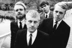 The Youth. The past, present and future of R&B (L-R): Jesper Agerbæk, Lasse Tarp, David Peter Jorgensen, Sune Christian Thomsen.