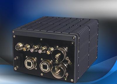 Modular Mission Computer from Elma Easily Provides Custom I/O. (PRNewsFoto/Elma Electronic Inc.) (PRNewsFoto/ELMA ELECTRONIC INC.)