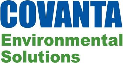 Covanta Environmental Solutions Logo