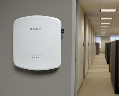 DWL-8610 Access Point (PRNewsFoto/D-Link)
