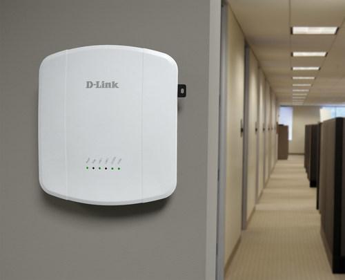 DWL-8610 Access Point (PRNewsFoto/D-Link)