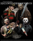 Universal Studios Hollywood Unleashes a Terrifying Trio of Slasher Films as