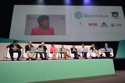 The Brain Forum Speakers (PRNewsFoto/The Brain Forum)