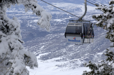 With nonstop flights from San Diego and Seattle, Alaska Airlines can get you to Steamboat Springs, Colorado so you can experience the legendary Champagne Powder this winter