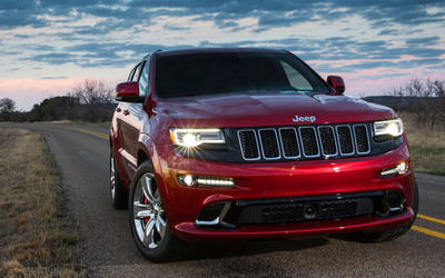 The 2014 Jeep Grand Cherokee is available now at Palmen.  (PRNewsFoto/Palmen Chrysler Dodge Jeep Ram of Racine)