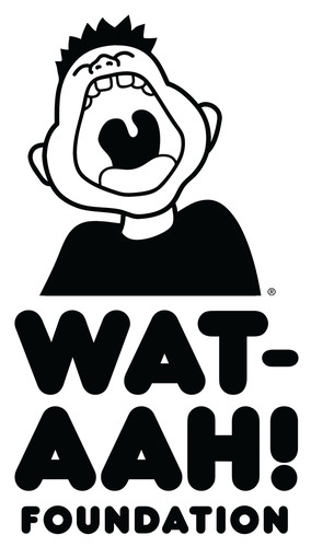 WAT-AAH! Foundation. (PRNewsFoto/WAT-AAH! Foundation) (PRNewsFoto/WAT-AAH! FOUNDATION)
