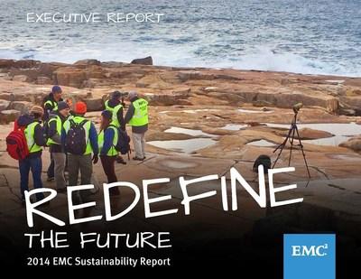 2015 EMC Sustainability Report