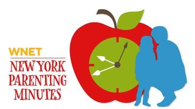 WNET NY Parenting Minutes Logo