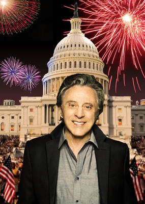 Frankie Valli performs on A CAPITOL FOURTH live on PBS Friday, July 4 @  8 pm. (PRNewsFoto/Capital Concerts)