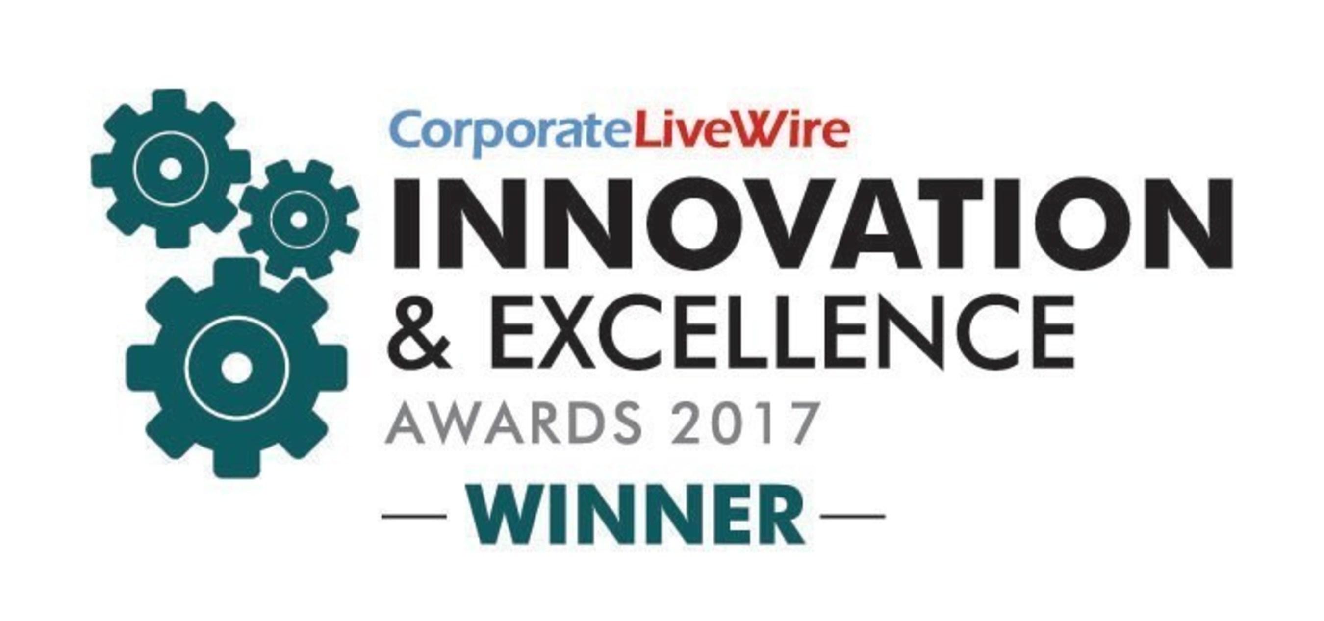 LiveWire Innovation & Excellence Award 2016 Logo