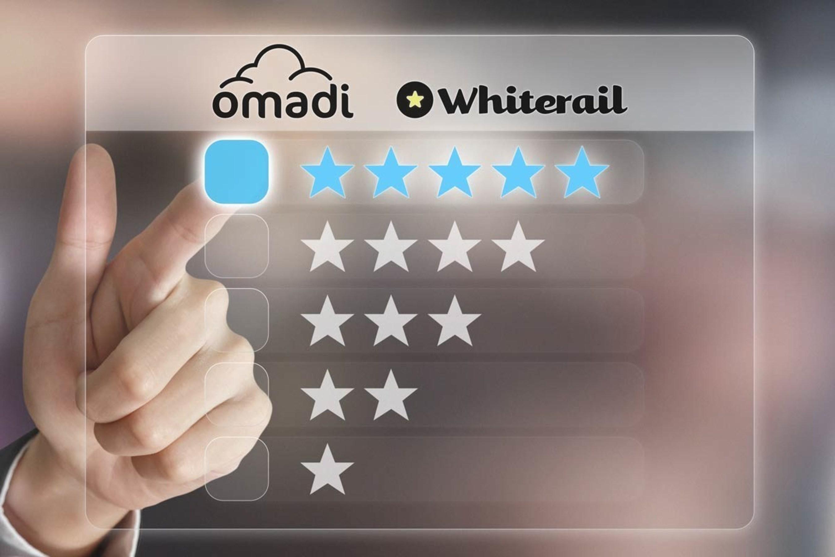 Omadi & Whiterail Integration