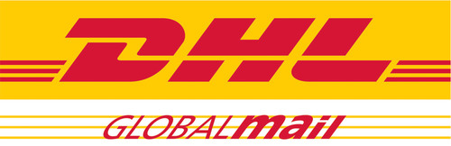 DHL Global Mail logo.  (PRNewsFoto/DHL Global Mail)