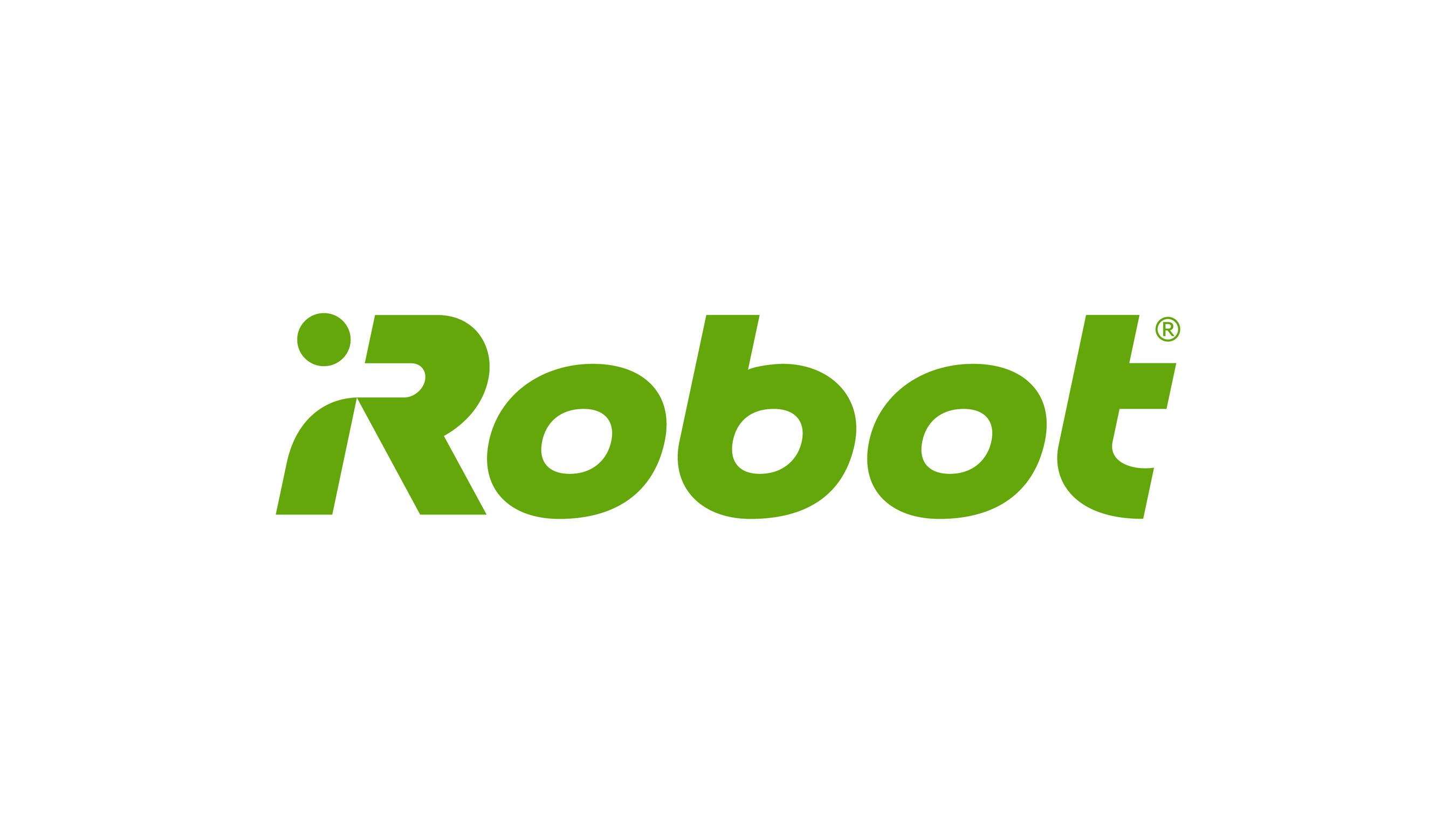 iRobot logo.