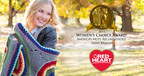 Red Heart Wins Women's Choice Award for Most Recommended Yarn Brand