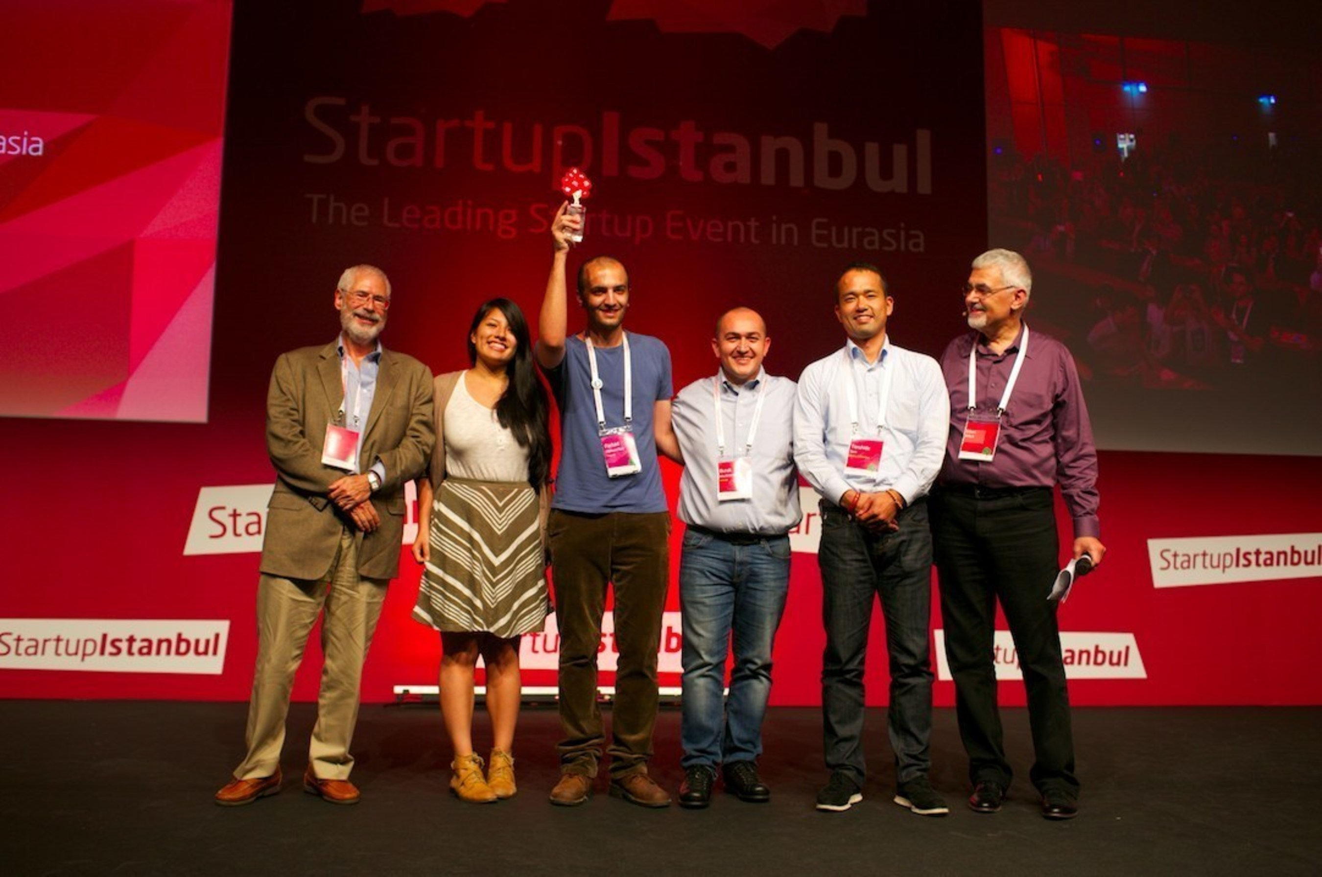 Taskulu.com, an Iranian Online Project Collaboration Platform, Among the Top 3 Startups Selected at Startup Istanbul Challenge 2015