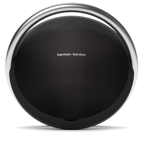 The Harman Kardon® Onyx™ Wireless Speaker System Delivers Rechargeable Portability