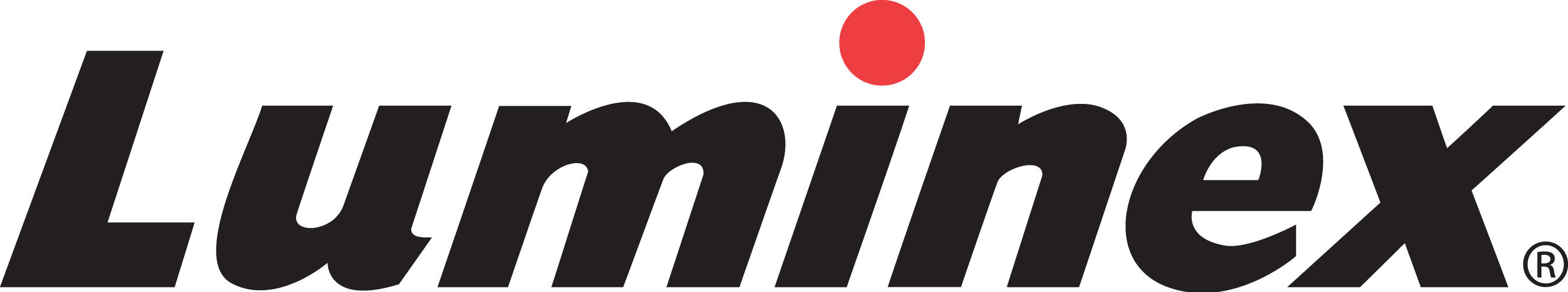 Luminex logo.