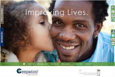 www.cenpatico.com.  (PRNewsFoto/Cenpatico)