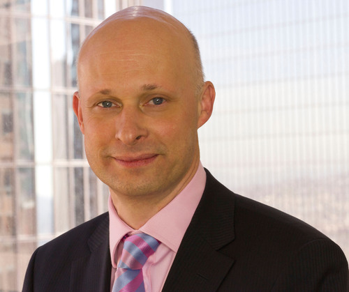 Mark Stanley, portfolio director at Payden & Rygel in London. (PRNewsFoto/Payden & Rygel) (PRNewsFoto/PAYDEN & RYGEL)