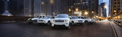 2014 Jeep lineup of Altitude special-edition models. (PRNewsFoto/Chrysler Group LLC) (PRNewsFoto/CHRYSLER GROUP LLC)