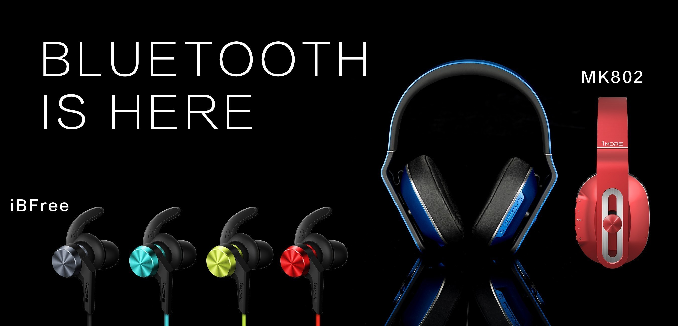 1MORE Goes Bluetooth In Time For Summer!