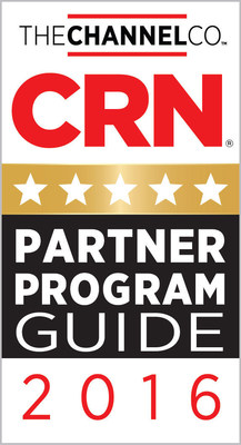 NetSuite Receives 5-Star Rating in CRN's 2016 Partner Program Guide