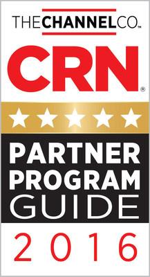 NetSuite Receives 5-Star Rating in CRN's 2016 Partner Program Guide