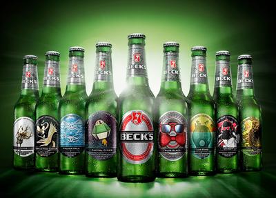 Beck's Beer Live Beyond Labels 2014 (PRNewsFoto/Beck's Beer)