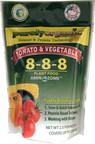 Purely Organic Products Natural 8-8-8 Tomato & Vegetable Plant Food is now available at The Home Depot stores nationwide.