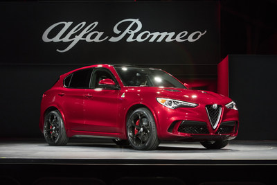 "All-new 2018 Alfa Romeo Stelvio SUV Wins Cars.com's First-Ever ""Best in Show"" Award at 2016 L.A. Auto Show"