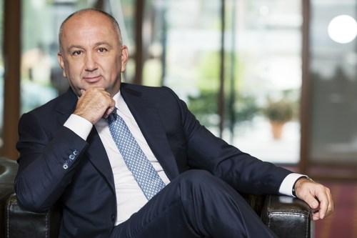 Nenad Popovich, President of Serbian People's Party (PRNewsFoto/Serbian People's Party)