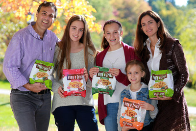 Boston Family Invents Healthy French Fries