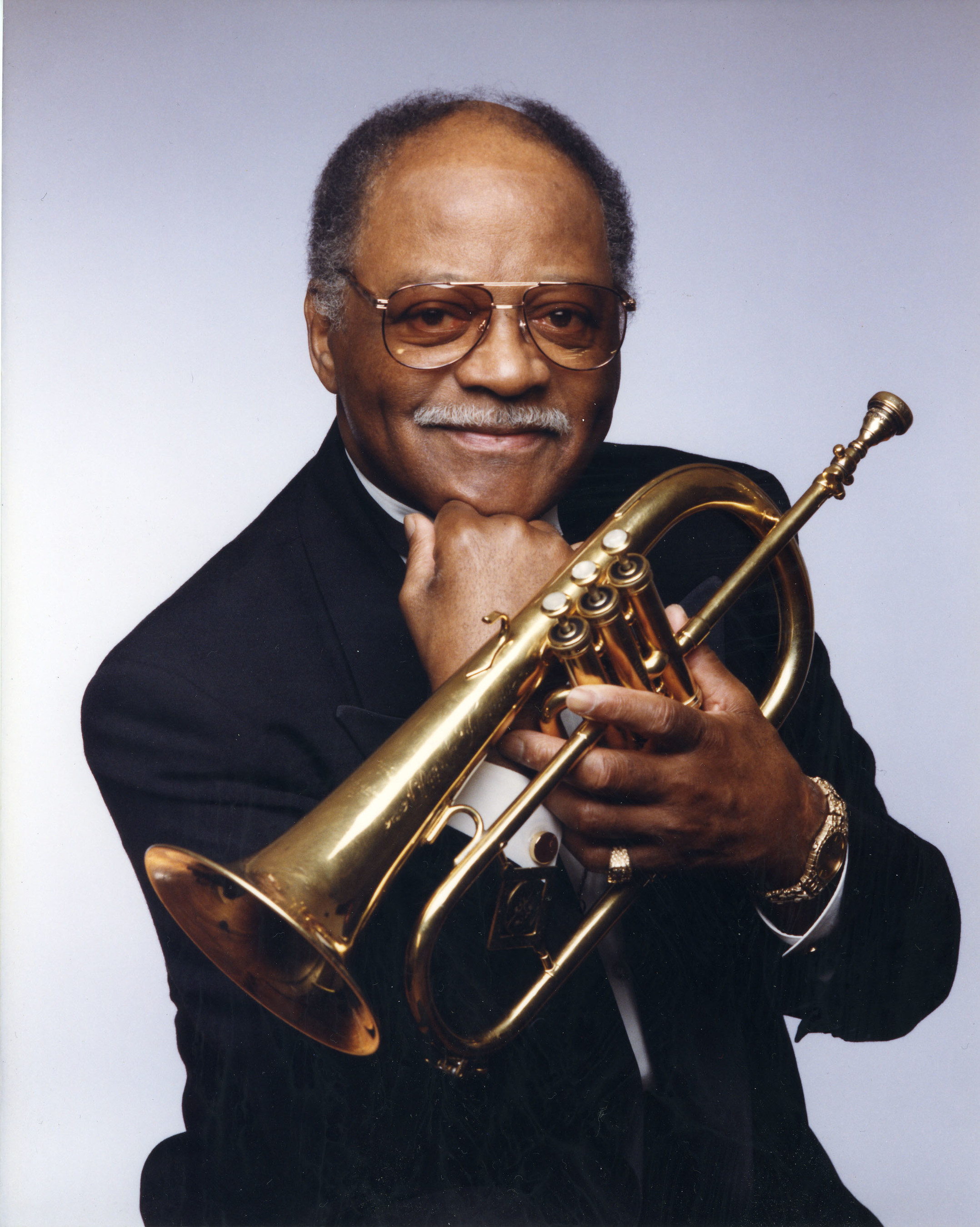 Wynton Marsalis To Headline Tribute To Clark Terry With NJCU Alumni Jazz Big Band