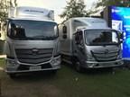 The brand-new Aumark Super Truck