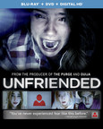 UNFRIENDED IS AVAILABLE ON BLU-RAY, DVD AND DIGITAL HD AUGUST 11TH FROM UNIVERSAL PICTURES HOME ENTERTAINMENT