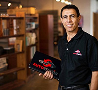 Efi Gershom, President of Automotix.  (PRNewsFoto/Automotix Company)