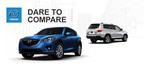 2014 Mazda Cx-5 vs. 2014 Toyota Rav4 (PRNewsFoto/Matt Castrucci Mazda)