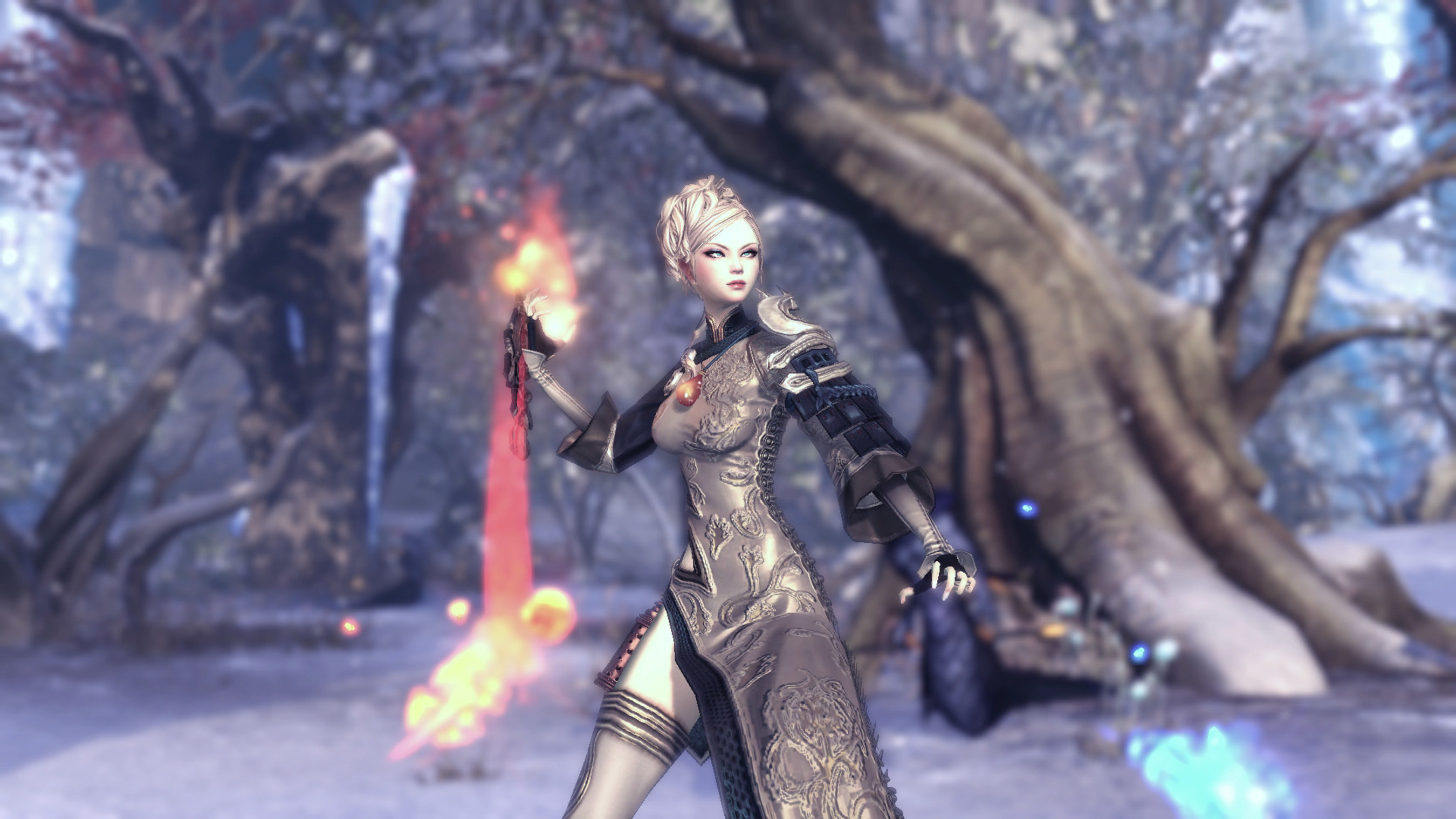 NCSOFT(R) Announces Blade & Soul(R) to launch in North America and Europe this Winter. Blade & Soul is a game unlike any other, set in an Asian, mythological world where fast-paced combat collides with the visual beauty of a Far-East martial arts massively-multiplayer online universe.